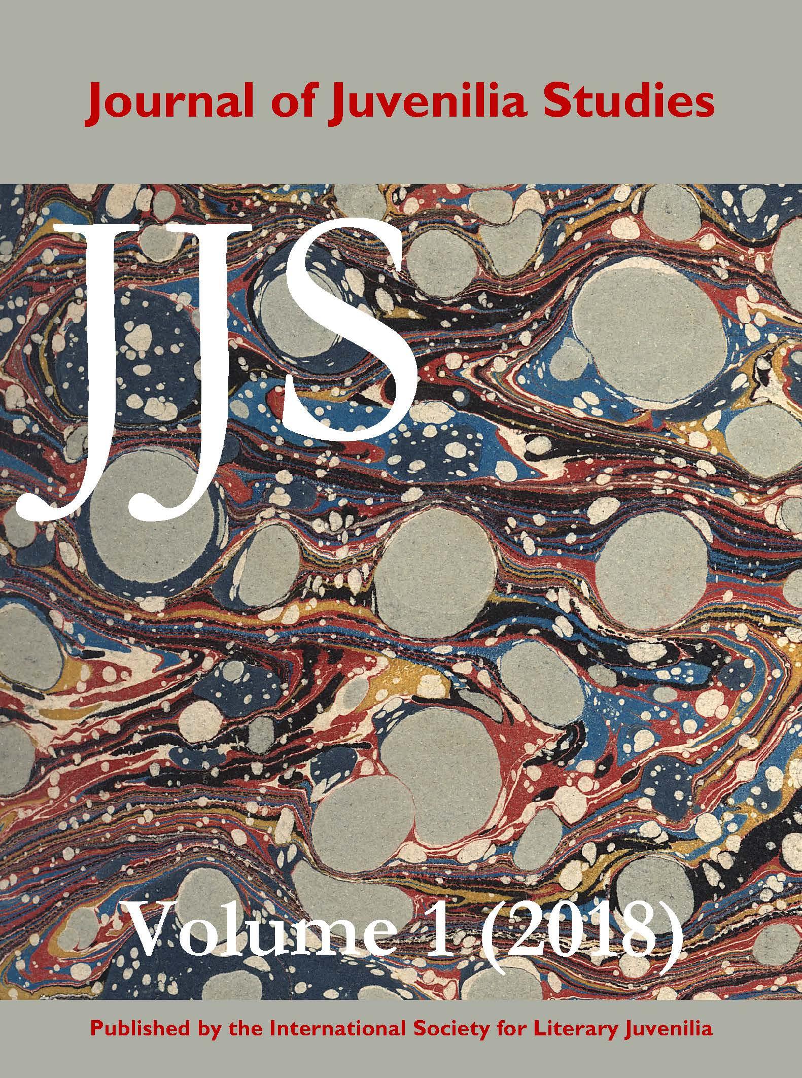 JJS Volume 1 Cover