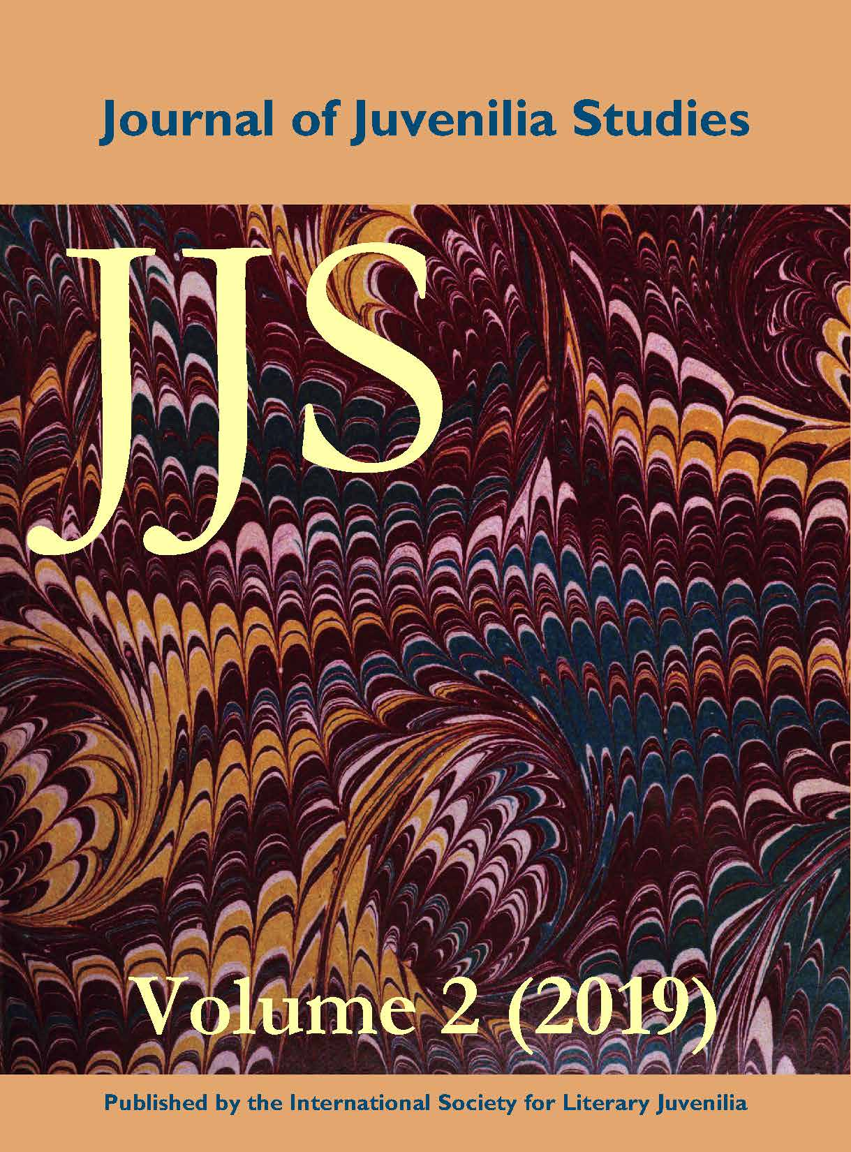 Front Cover JJS 2 (2019)