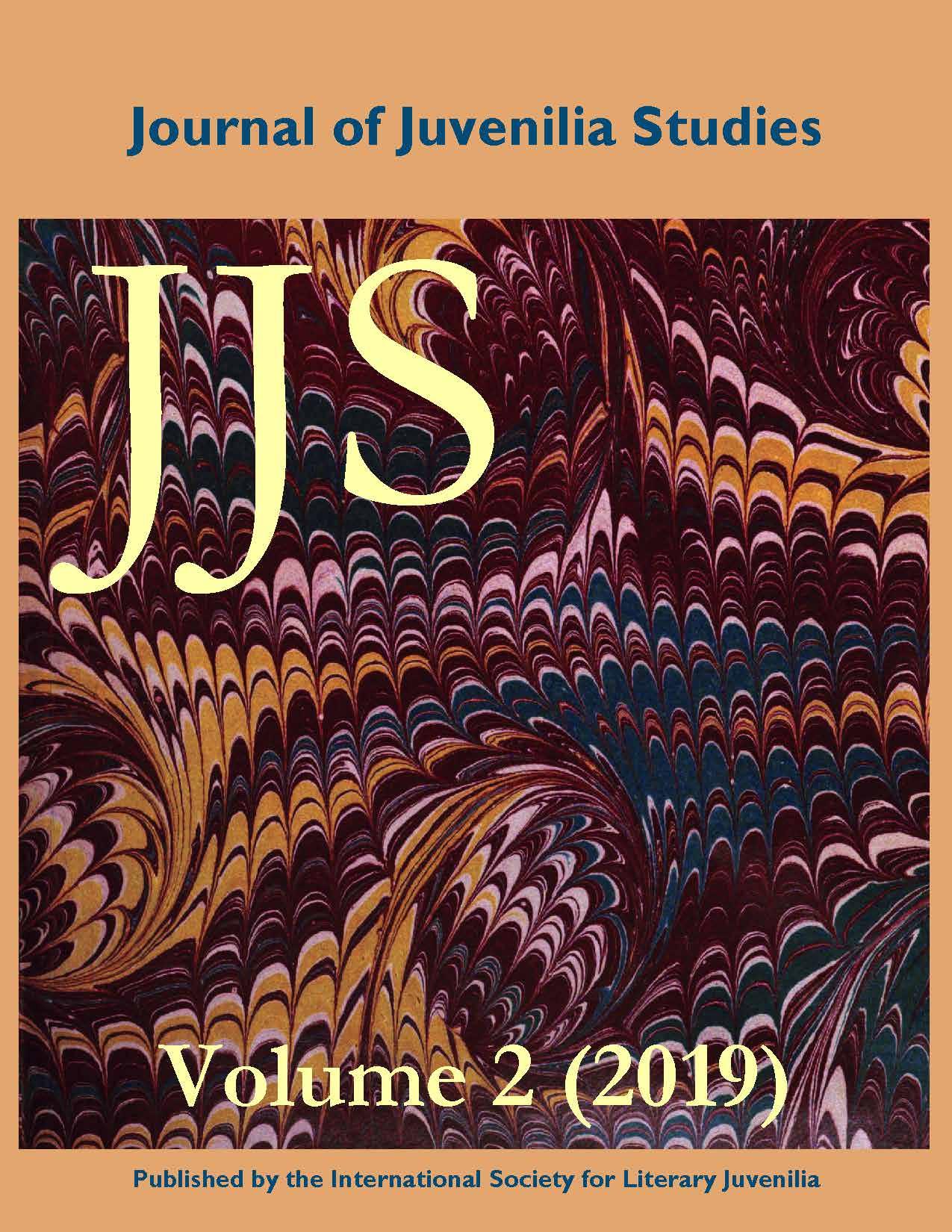 Vol. 2, no. 2, of JJS.