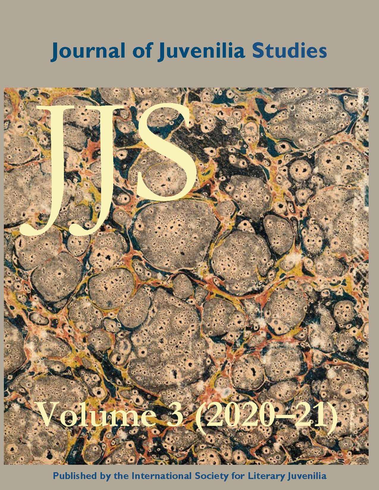 Vol.3, no.2 of JJS